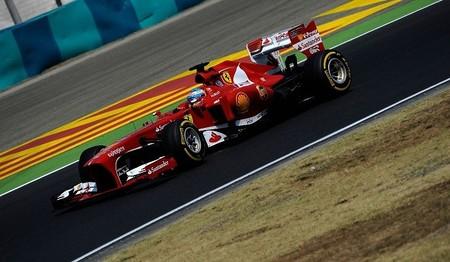 Ferrari y Fernando Alonso siguen sin ser capaces de frenar la sangría