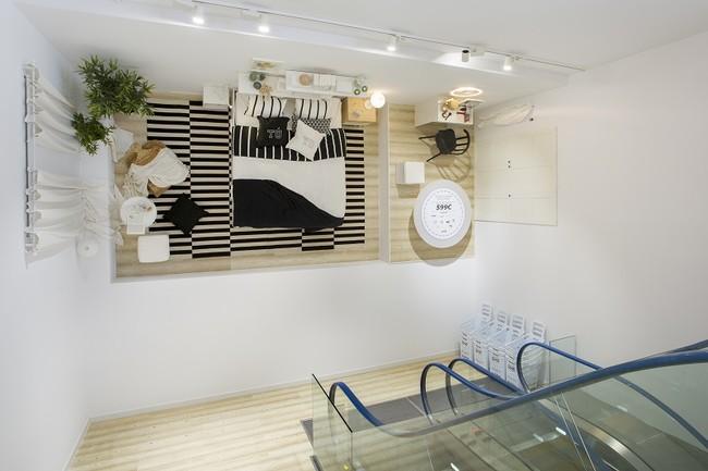 Ikea Temporary Dormitorios