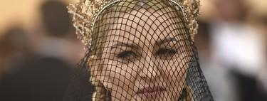 Gala MET 2018: una gala ideal para Madonna, vestida del negro más puritano