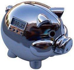 Pig-E-Bank, la hucha cerdito 2.0