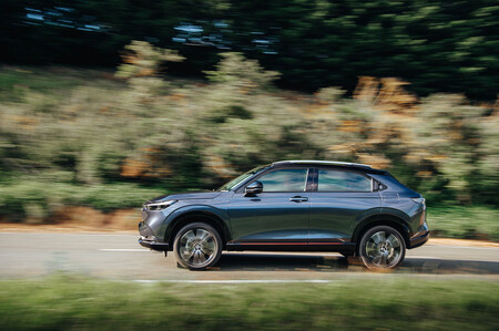 Honda HR-V e:HEV 2021: primeros precios para España
