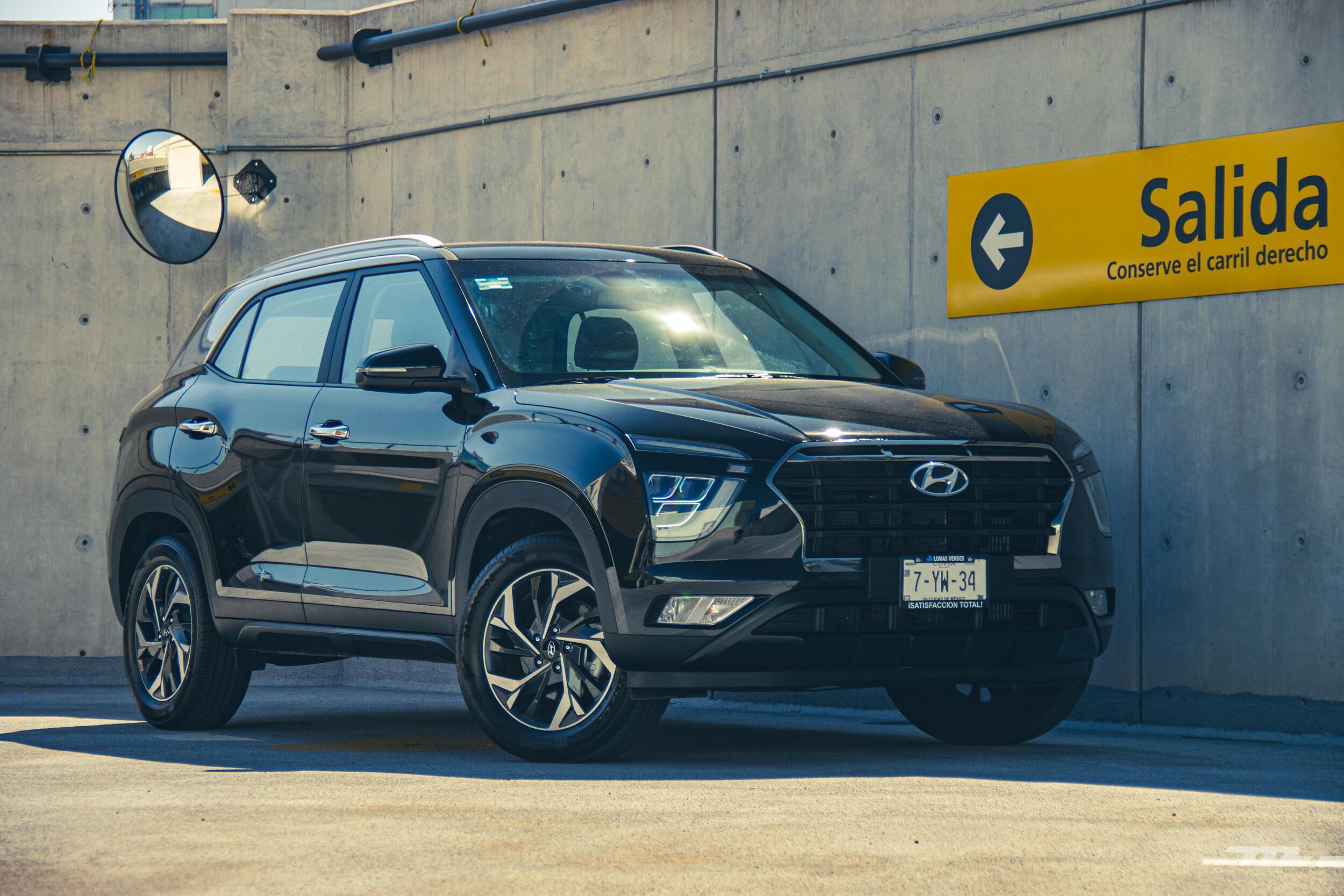 Foto de Hyundai Creta Limited Turbo: prueba de manejo en México (16/43)