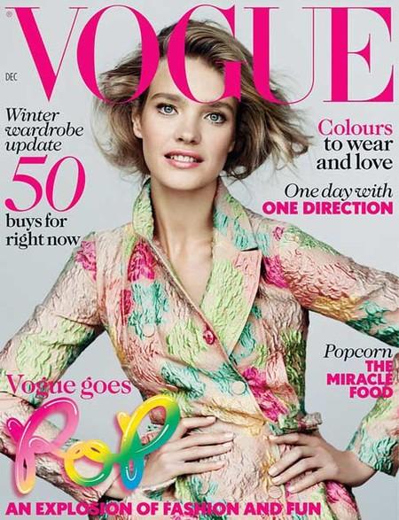 Natalia Vodianova, Taylor Swift, Kate Moss... nos traen la Navidad (y más números para cerrar 2012)