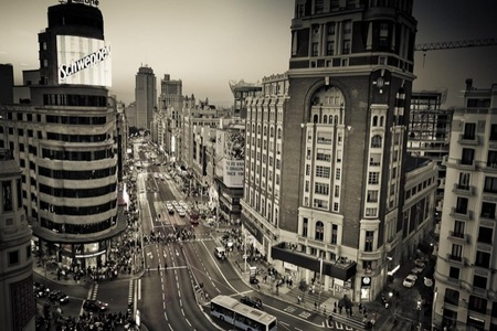 Los niños pueden conocer Madrid a través de la historia del cine que se ha rodado en la ciudad