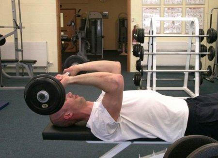 Algunos consejos para entrenar bien los tríceps