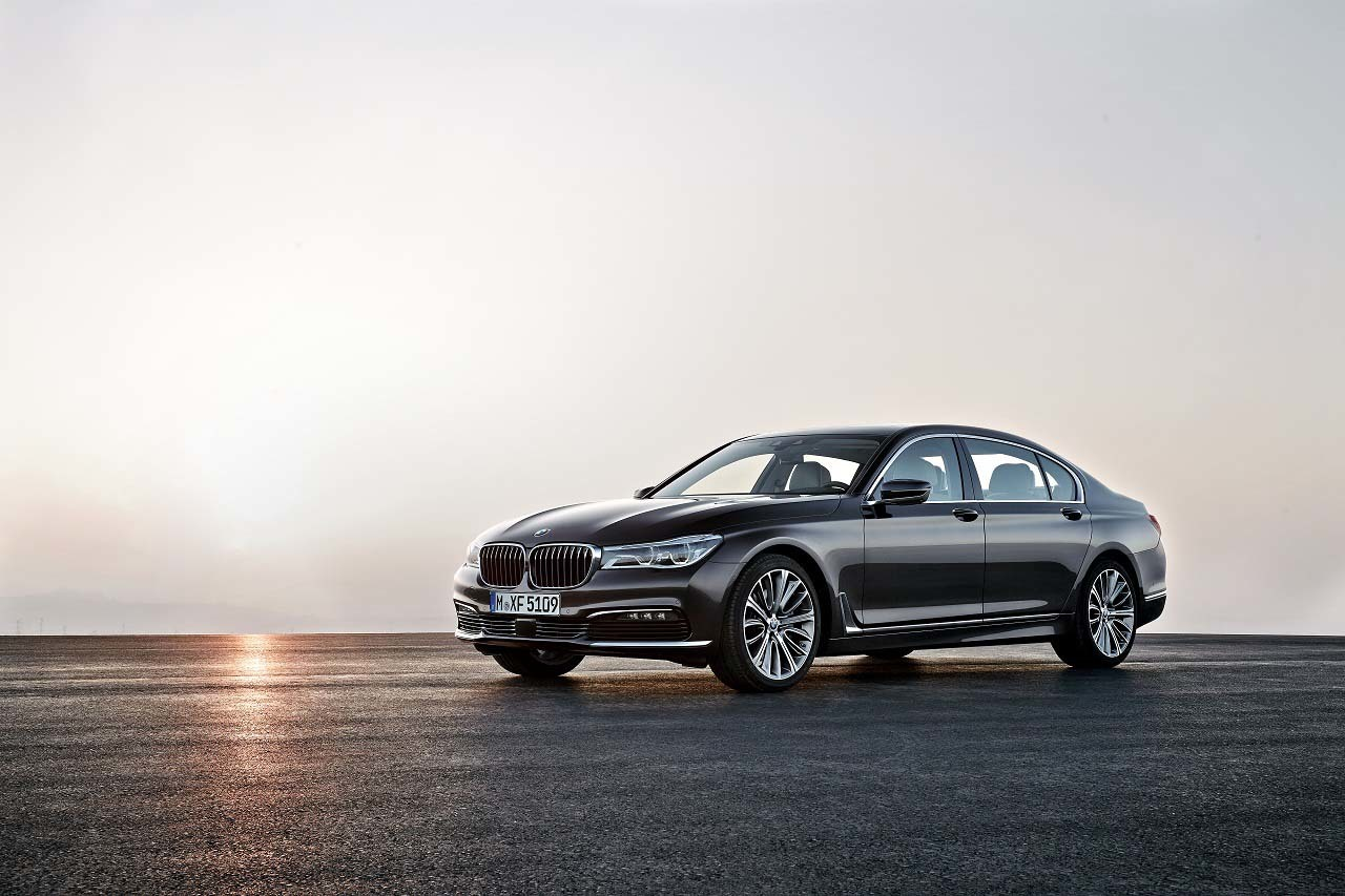 Foto de Histora de BMW Serie 7 (4/8)