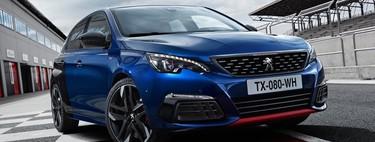 El próximo Peugeot 308 podría llegar con una variante híbrida enchufable y hasta AWD para el deportivo