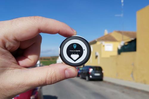 Vodafone V-Multi Tracker, análisis: el localizador con V-Sim para que nunca pierdas las llaves o la mochila