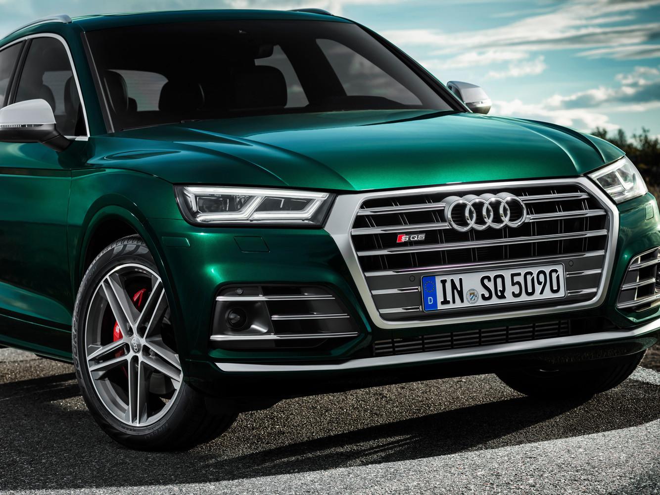 Foto de Audi SQ5 TDI 2019 (14/19)