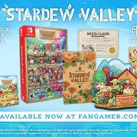 Stardew Valley presenta una nueva edición coleccionista que trae hasta las escrituras de propiedad de la granja