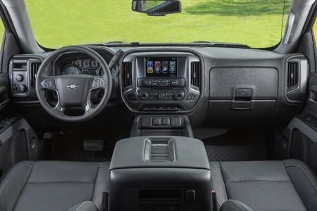 Chevrolet Cheyenne Centennial Interior