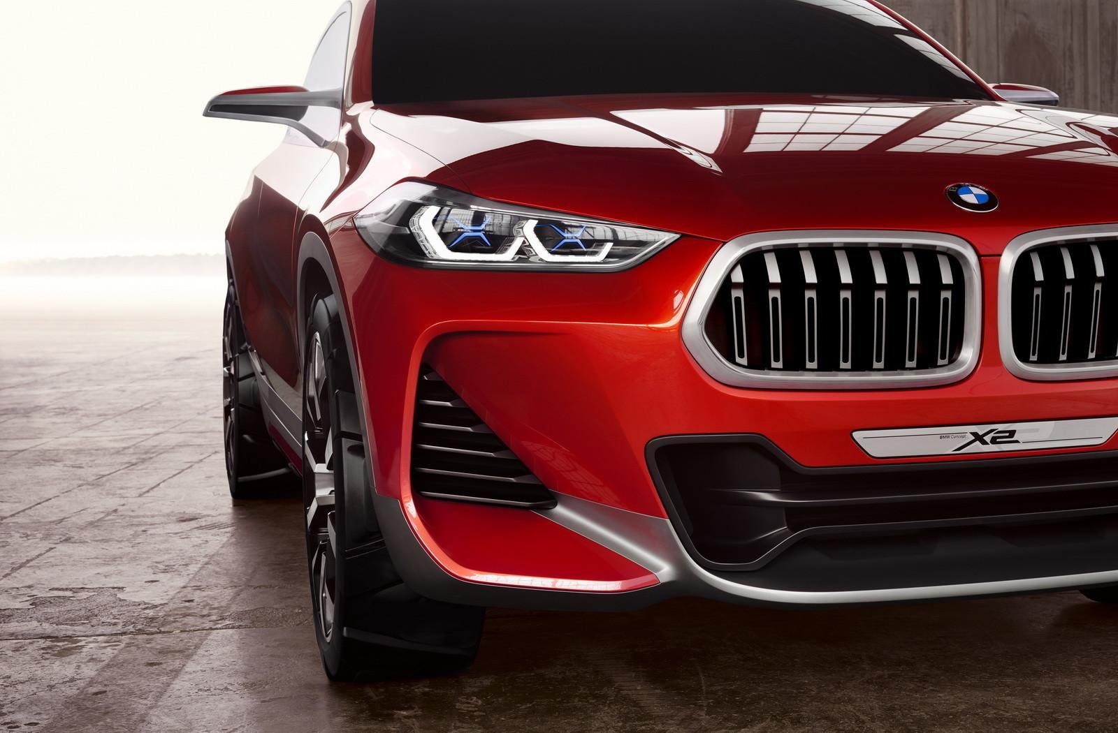 Foto de BMW X2 Concept (8/15)