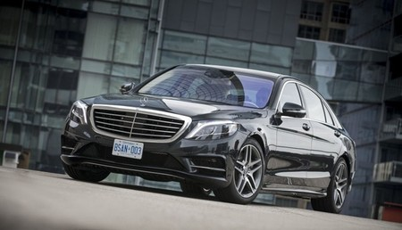 Mercedes-Benz Clase S500 Plug-in Hybrid negro 19