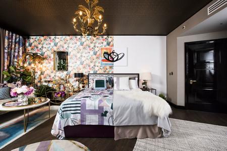 """""""So Extra So Chic"""" es la habitación de hotel que mezcla (sin agitar) los dos estilos preferidos por los millenials a la hora de contratar un hotel ¿con cuál te quedas?"""