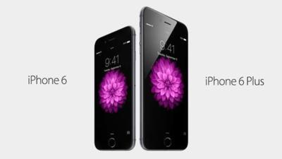 Y al llegar al 6, el iPhone se hizo mayor