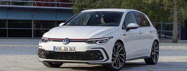 Volkswagen Golf GTI 2021, a detalle en 98 fotos: así luce la 8ª generación del hot-hatch ante la cámara