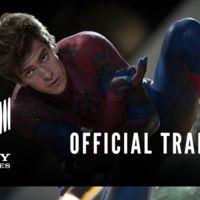 'The Amazing Spider-Man', tráiler y últimas imágenes oficiales