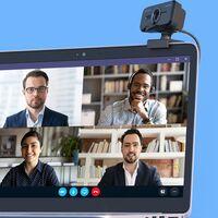Creative pone a la venta la Live! Cam Sync 1080p V2, una cámara Full HD con Auto Mute y cancelación de ruido para tus videollamadas