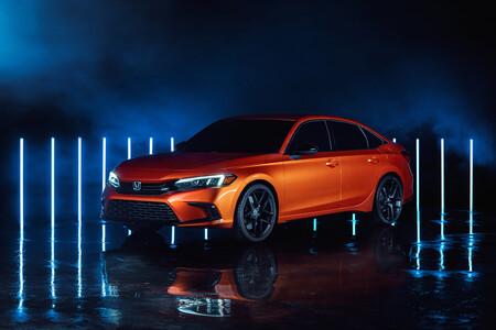 El Honda Civic 2022 está casi listo: su prototipo revela el diseño de la 11ª generación