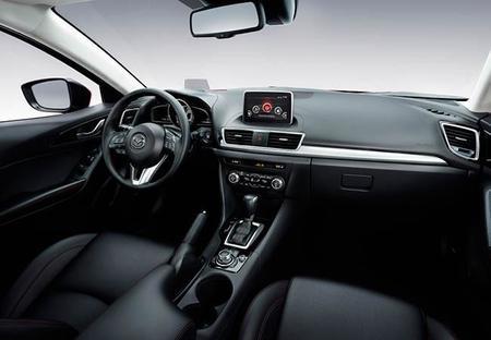 Mazda 3 2014 Interior