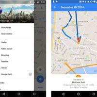 Todos tus movimientos, fotos y lugares visitados en un mapa, con Your Timeline de Google