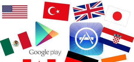 Cómo descargar aplicaciones que no están disponibles en nuestro país