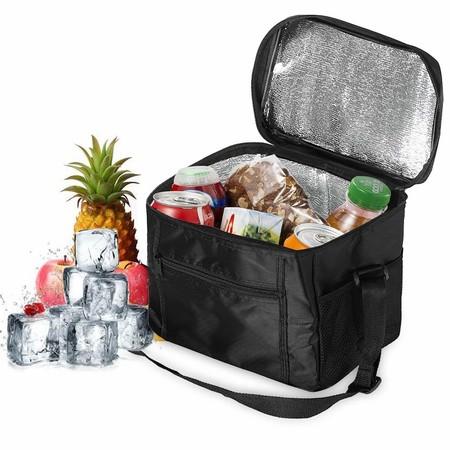 Ideal para llevar bebida fresca a la playa: bolsa Orlegol de 10 litros por 9,34 euros hasta medianoche en oferta flash de Amazon