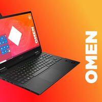 Hasta mañana, este portátil gaming HP OMEN 15-en1000ns con gráfica RTX3060 puede ser tuyo por 100 euros menos en MediaMarkt
