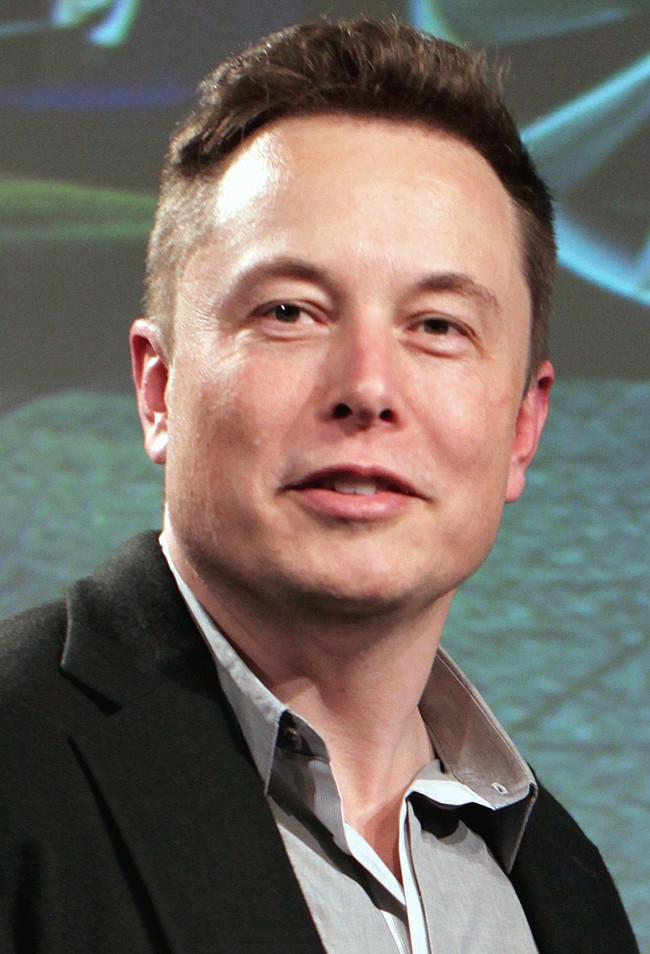 Elon Musk 2015