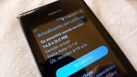 Teléfonos Nokia ASHA reciben nuevas funciones de cámara, servicio OneDrive