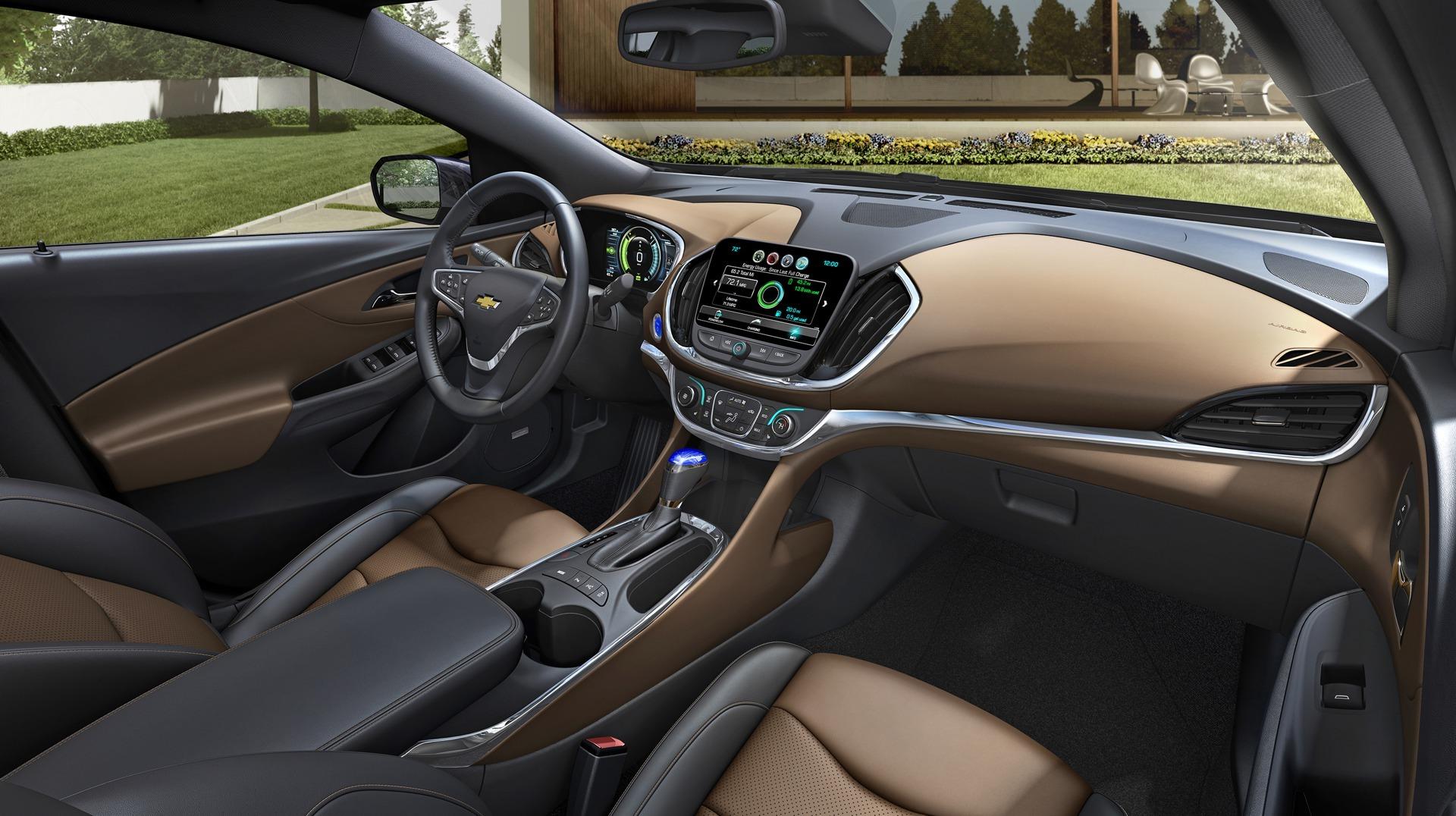Foto de Chevrolet Volt 2016 (19/25)