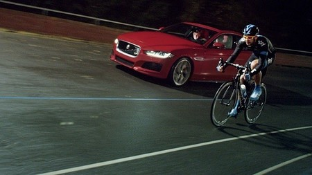 Jaguar XE Marginal Gains Hero