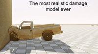 Ver destrozarse un coche nunca había sido tan hipnótico en CryEngine 3