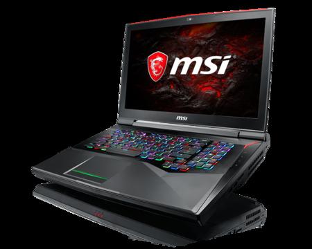 De unir un Core i9 con la GTX 1080 en formato portátil gaming sale el nuevo MSI GT75 Titan