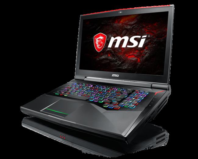 Nuevo MSI GT75 titan