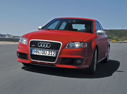 Noviembre será un mal mes, finaliza la producción del Audi RS4