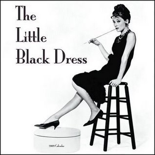 LBD Audrey Hepburn