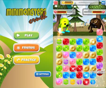 Minimonsters Crush +1