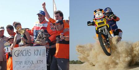 Hoy hace nueve años de la victoria de Nani Roma en el Dakar 2004