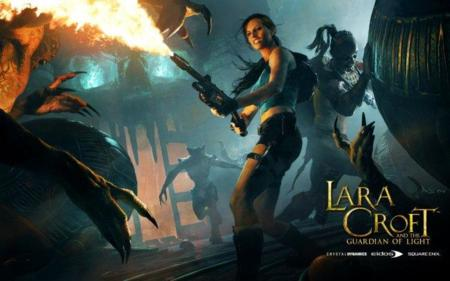 Lara Croft and the Guardian of Light en exclusiva para el Xperia Play