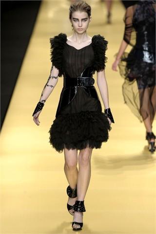 Foto de Karl Lagerfeld en la Semana de la Moda de París Primavera-Verano 2009 (23/32)