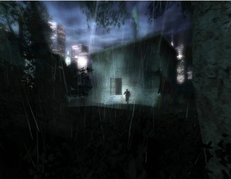 Capturas de la versión para Wii de 'Alone in the Dark'