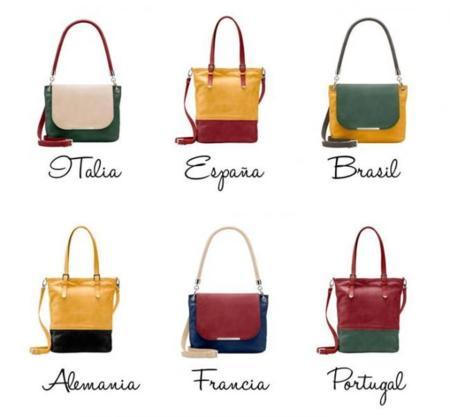 Anima a tu selección en el Mundial con la colección de bolsos de Paula Franco