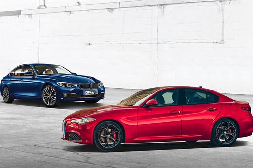 Comparativa Alfa Romeo Giulia vs BMW Serie 3: ¿cuál es mejor para comprar?