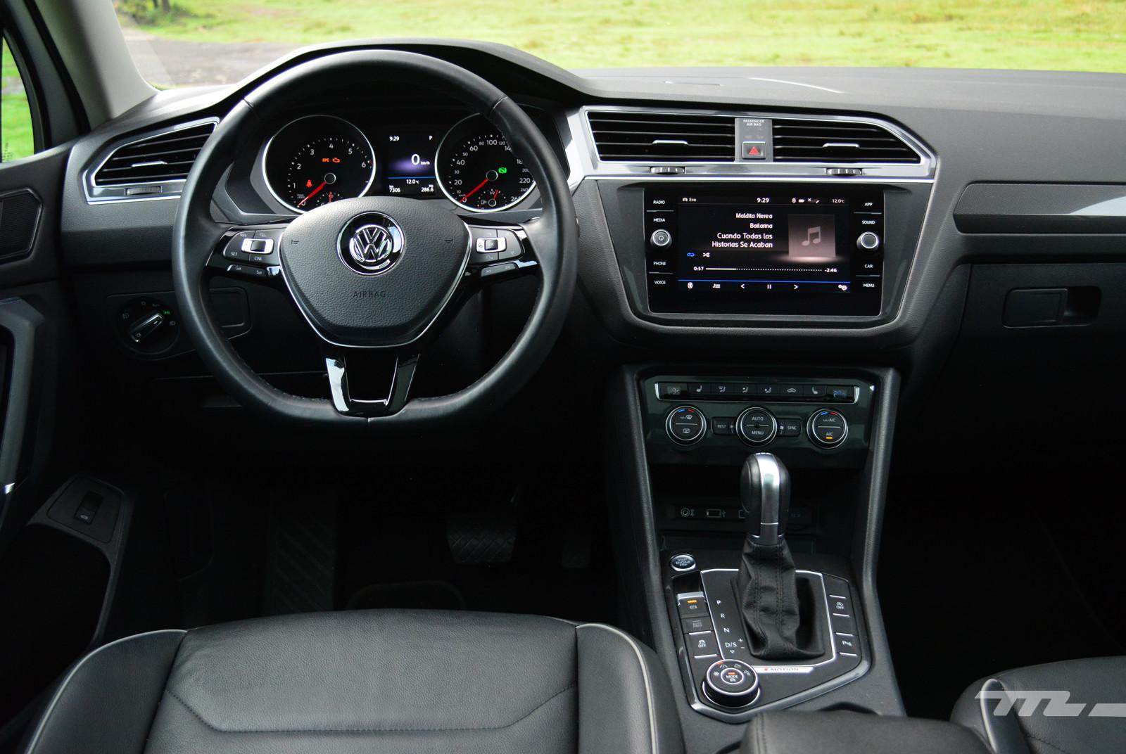 Foto de Volkswagen Tiguan 2.0 TSI (prueba) (11/23)