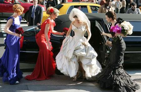 Ella no pero nosotras ¡sí queremos! (con estos vestidos económicos para asistir a una boda)