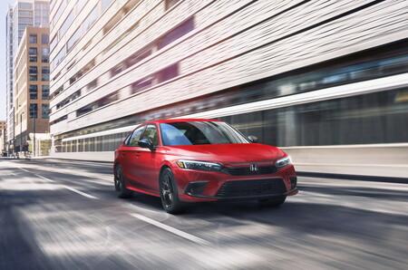 El Honda Civic 2022 estrena generación: el compacto superventas evoluciona con cautela