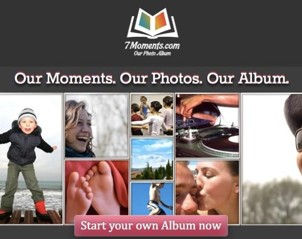 7moments álbumes fotografías
