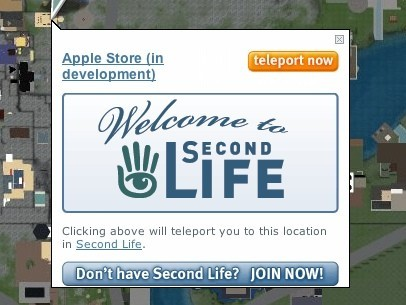 Apple Store en Second Life