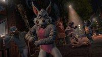 'Saints Row: The Third'. Al final los usuarios de PS3 tendrán su recompensa, pero no será lo esperado
